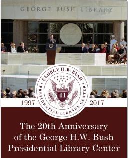 20th Anniversary of the Bush Center Exhibit