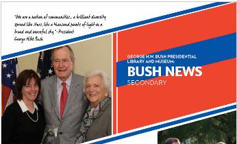 Bush News logo
