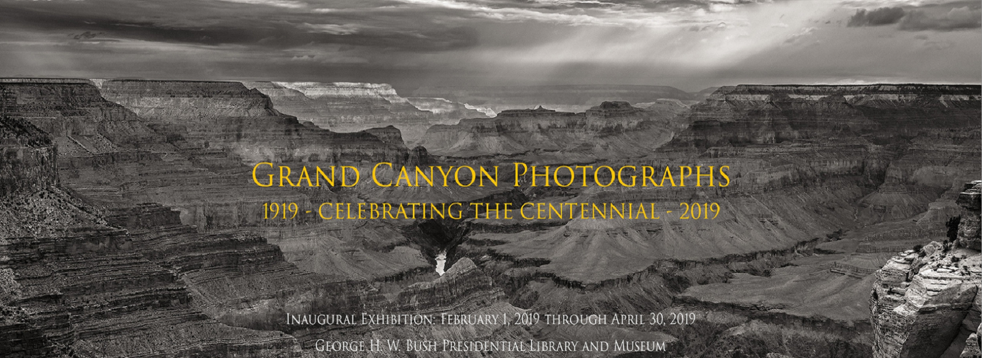 Grand Canyon exhibit photograph