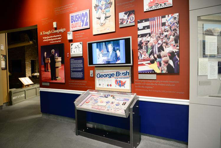 92 Campaign Exhibit