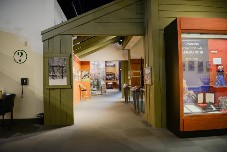 Camp David Exhibit