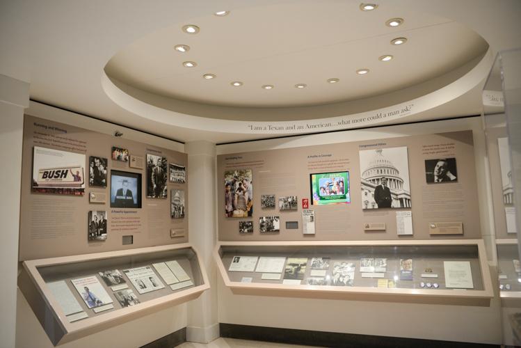 Congressional Exhibit Interior
