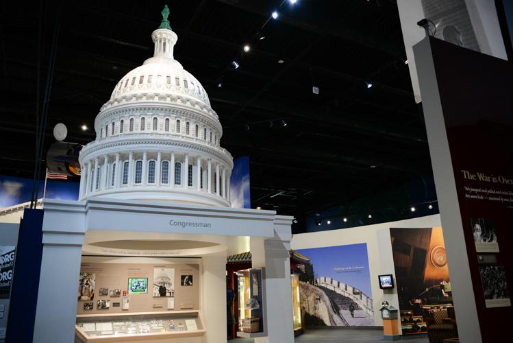 Congressional Facade