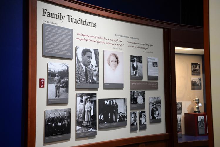 Family Traditions Exhibit Panel