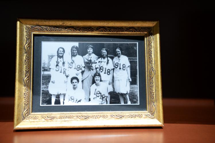 Framed Family Photo