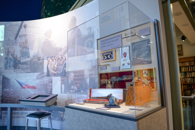 Foreign Policy Exhibit