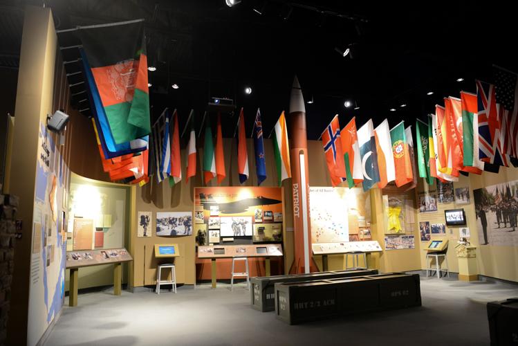 Desert Storm Exhibit