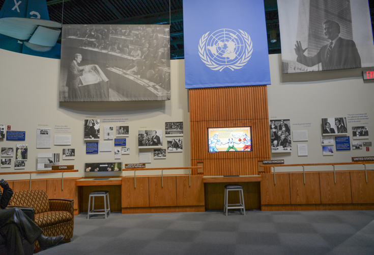United Nations Exhibit