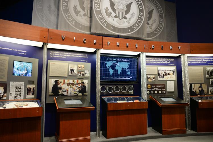 Vice President Exhibit