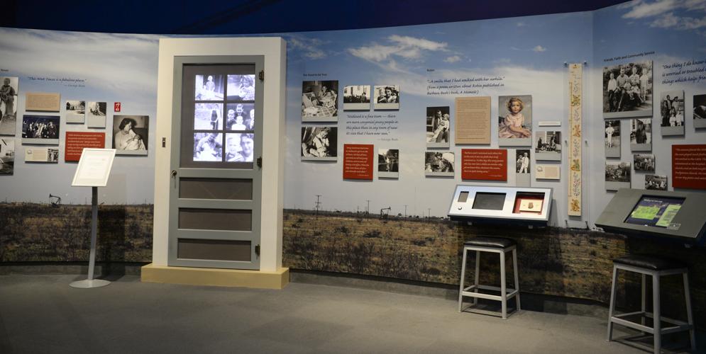 West Texas Exhibit
