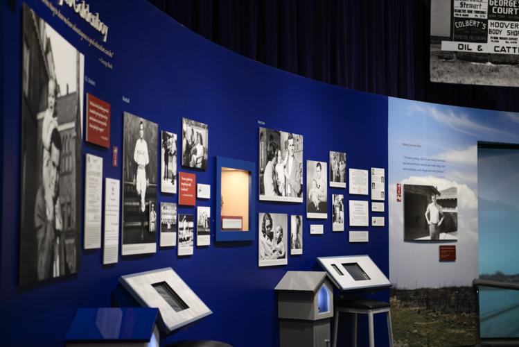 The Yale exhibit